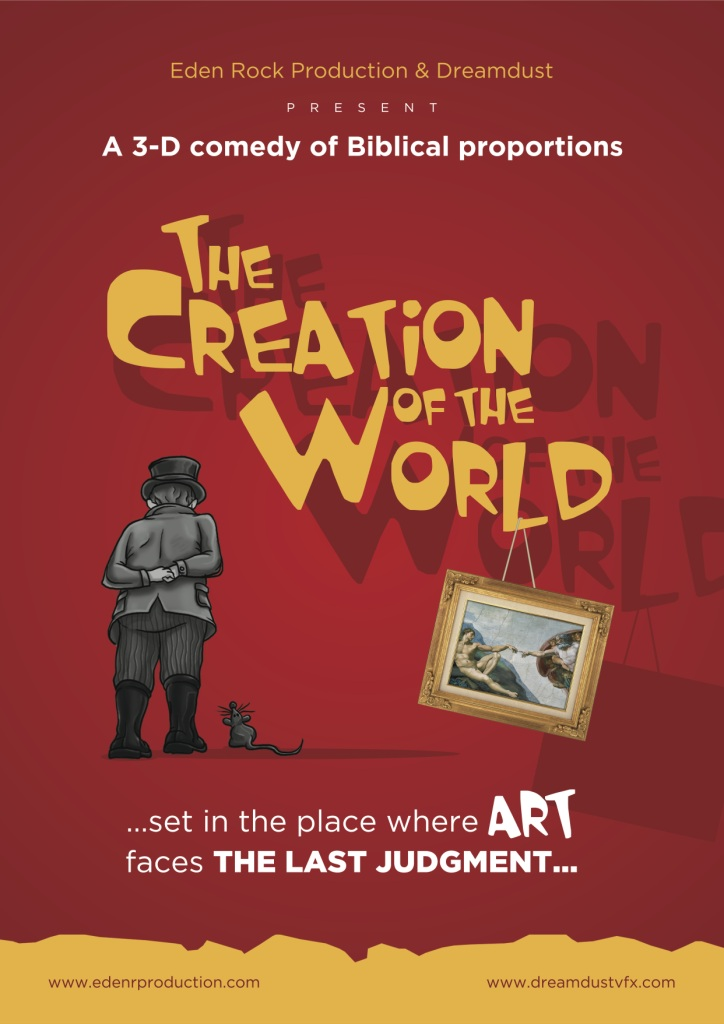THE CREATION Poster 2 web 1